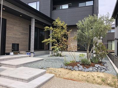 戸建 ガーデン&インテリアグリーン